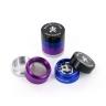 Grinder métal coloré (4 pièces)