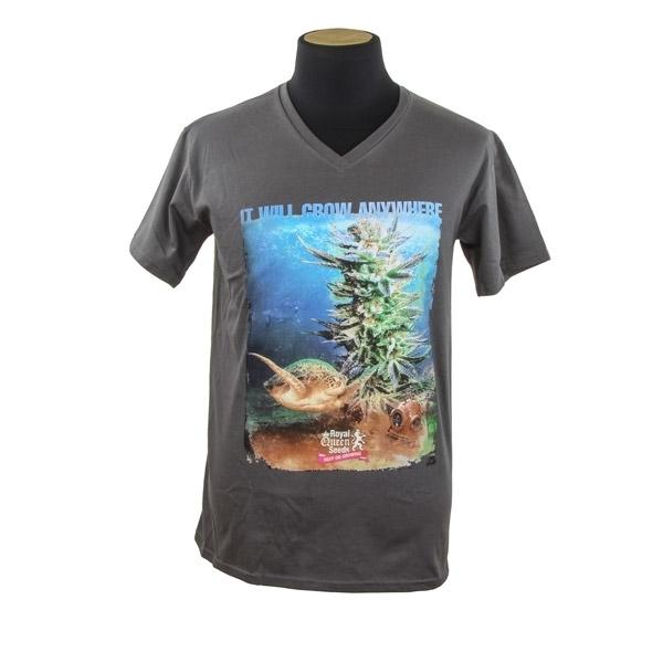 Royal Queen Seeds T-shirt Tortue