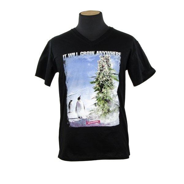 Royal Queen Seeds T-shirt Pingouin