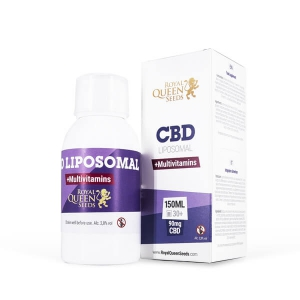 Multivitamine Liposomique Avec CBD