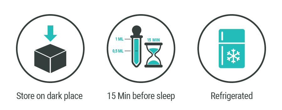 Comment utiliser Power Sleep par Royal Queen Seeds