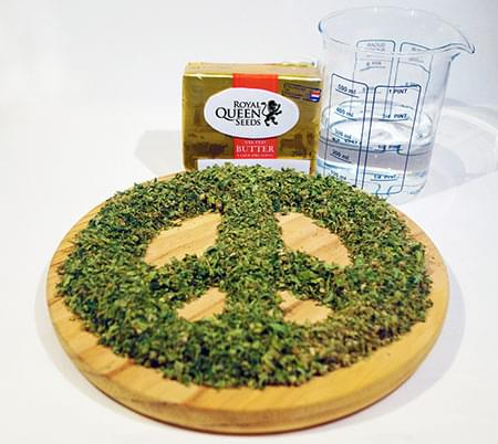 cannabis beurre