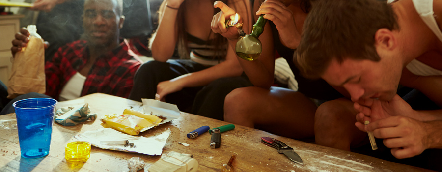 Synergies de cannabis à la coca