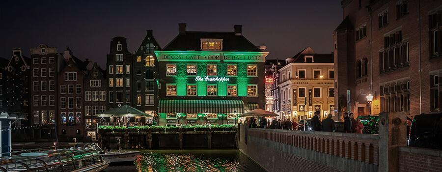 Le cannabis aux Pays-Bas