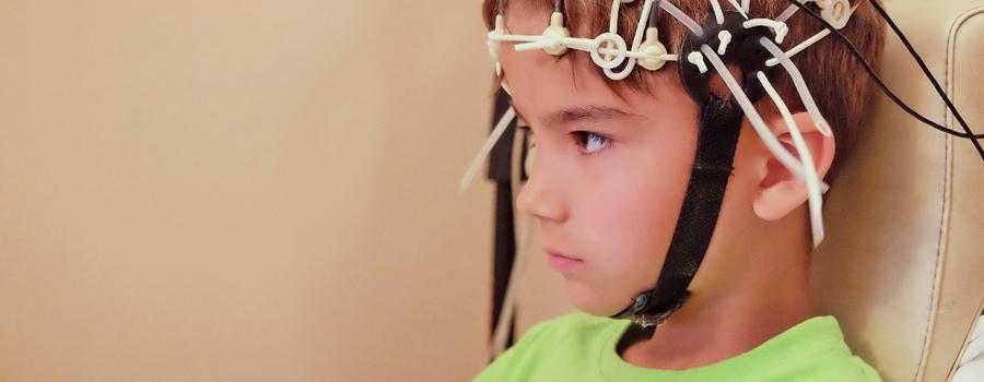 Épilepsie des enfants Syndrome de Dravet