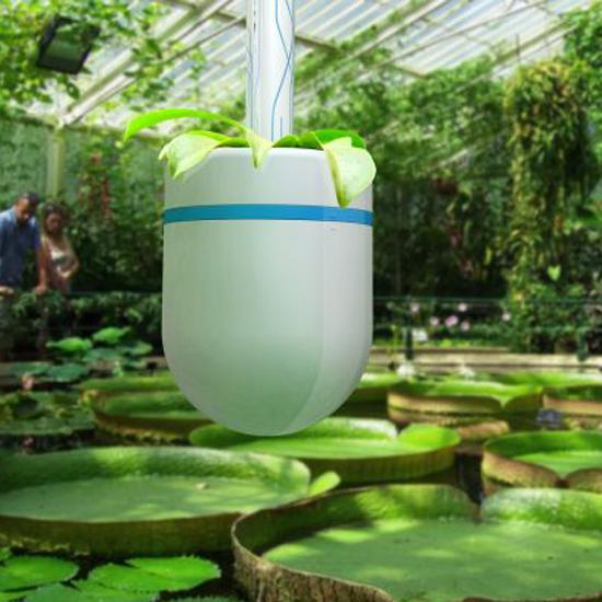 loop gadget d'économie d'eau de serre