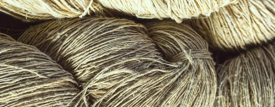 Corde à fibre de chanvre