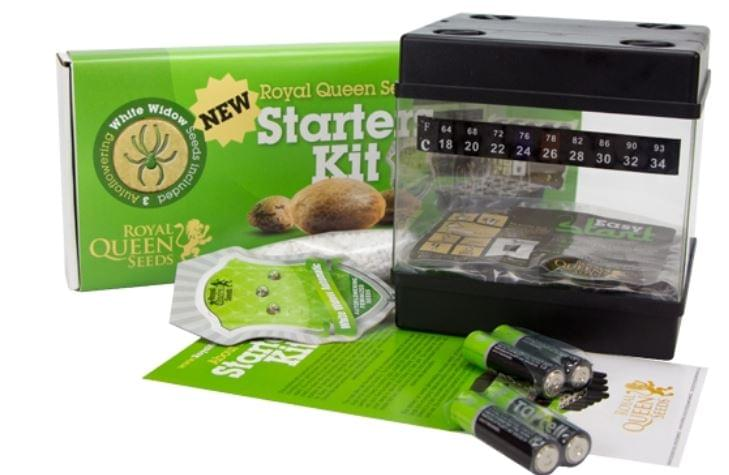 Entrées Kit Cannabis Royal Queen Seeds