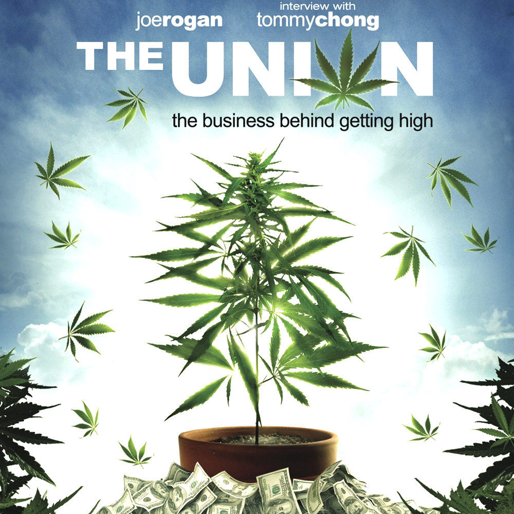 the union documentaire cannabis weed