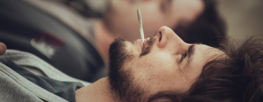 Usage récréatif de cannabis par génération de Millennials