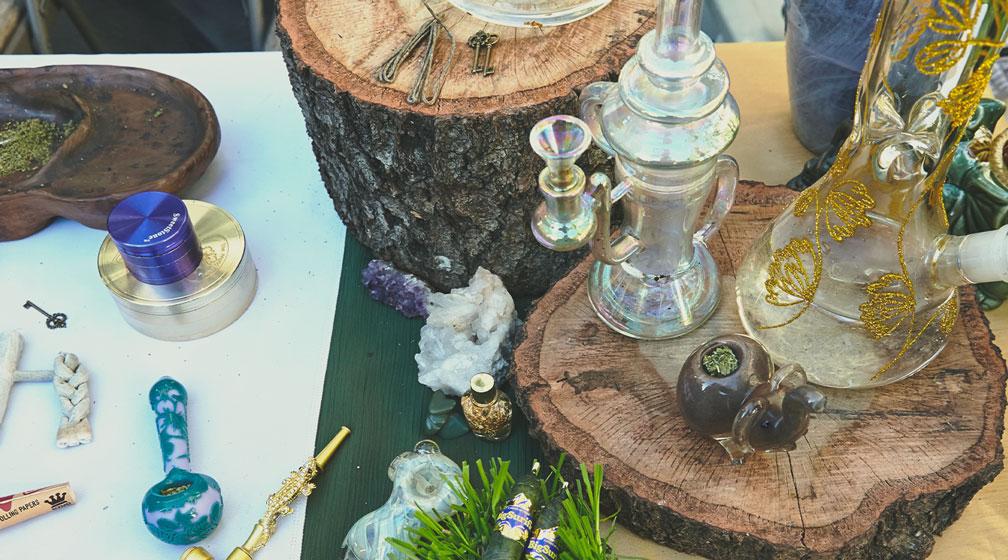 Termes argotiques pour les outils et accessoires du fumeur