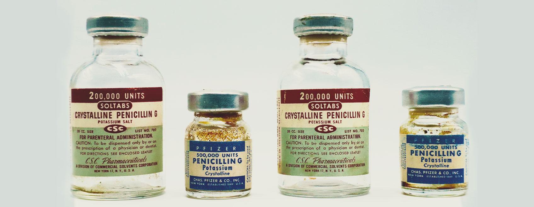 Une Brève Histoire Des Antibiotiques