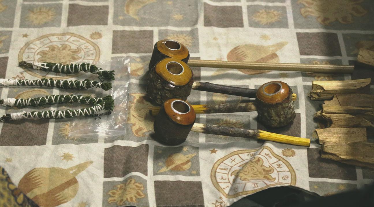 Termes argotiques pour les produits cannabis