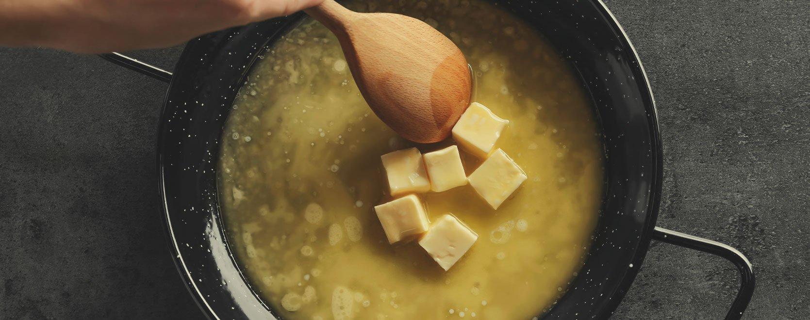 Faire Fondre Votre Beurre