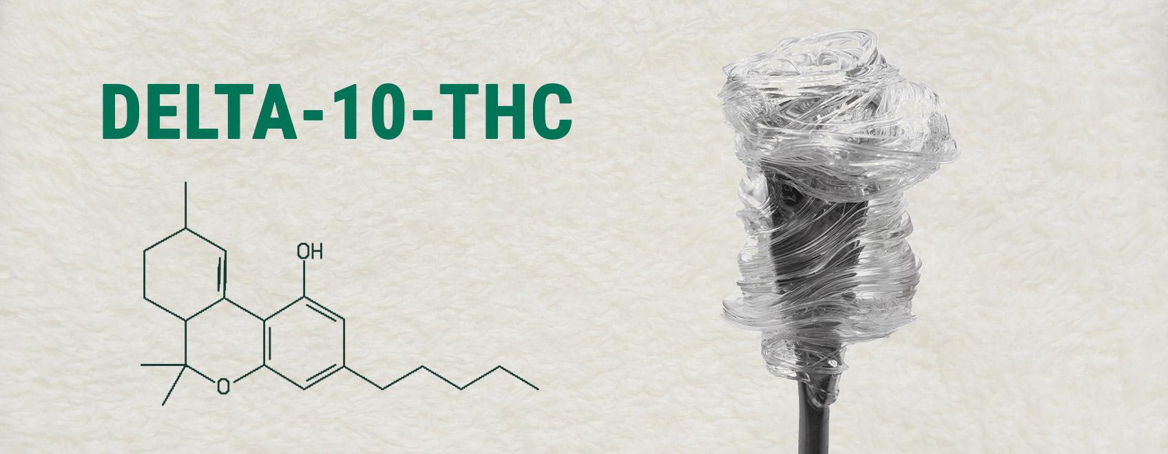 Qu'est-ce que le delta-10-THC ?