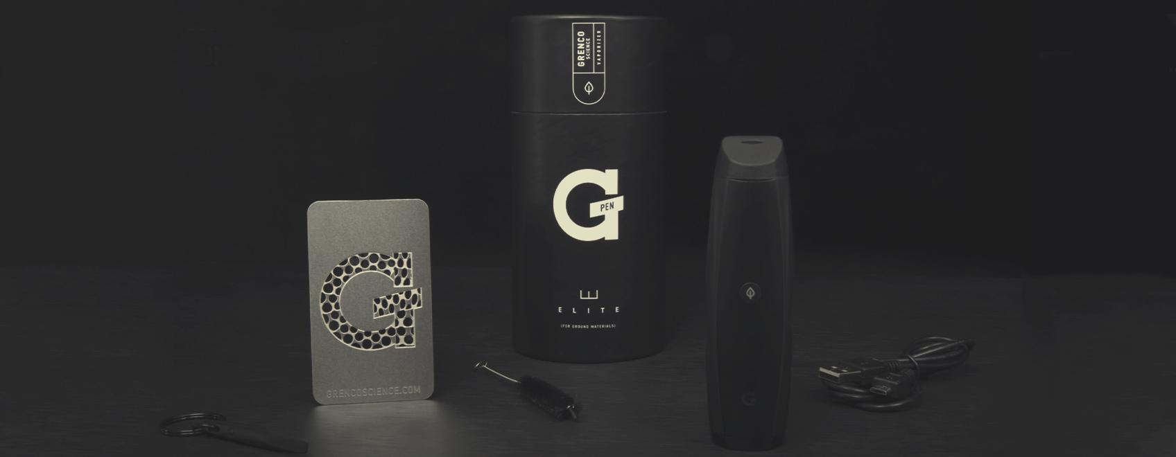 Évaluation du Vaporisateur G Pen Elite
