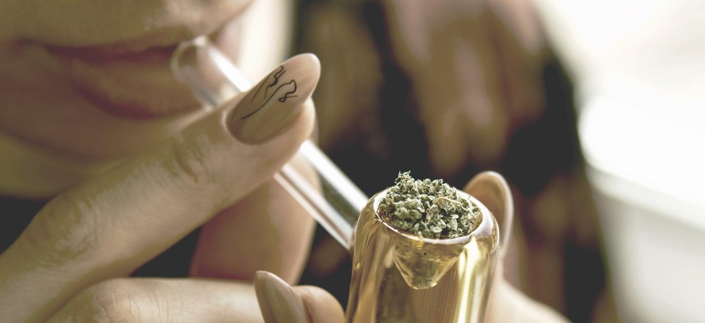 Pourcentage de THC