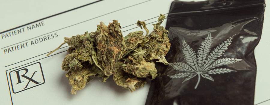 Anxiété médicale pour la marijuana
