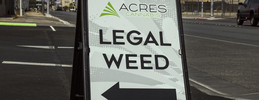 Dispensaire juridique cannabis Las Vegas
