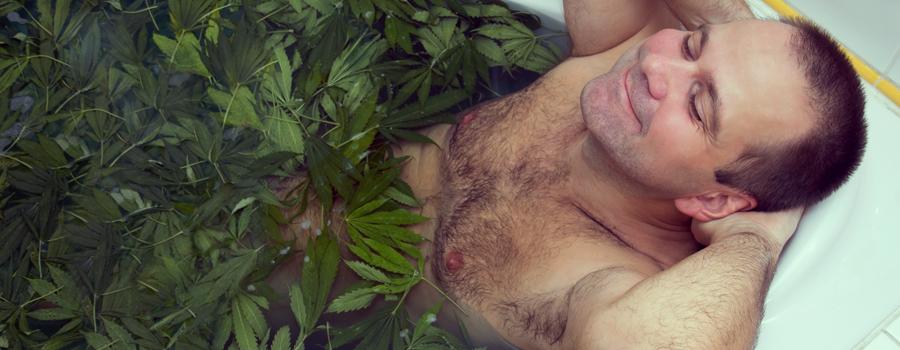 Sommeil cannabis haute repos