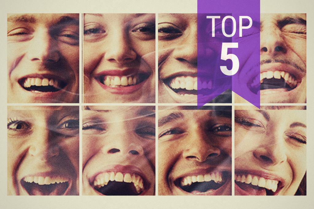 Pourquoi le cannabis vous fait rire: Top 5 des meilleures variétés